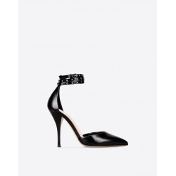 Valentino Ankle Tie Shoes